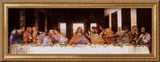 The Last Supper, c.1498 Posters by Leonardo da Vinci