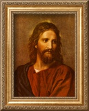 Christ at Thirty-Three Prints by Heinrich Hofmann