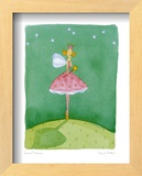 Felicity Wishes VI Framed Art Print by Emma Thomson