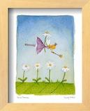 Felicity Wishes III Print by Emma Thomson