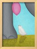Bird's Eye View Poster by Shari Beaubien