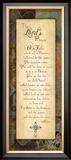 Lord's Prayer Prints by Jo Moulton