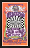 Grateful Dead in Concert, 1966 Posters by Bob Masse