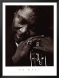 B.B. King Print by Jeff Sedlik