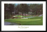 Augusta 11th Prints by Jim Harrington