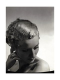 Vogue - September 1934 Premium Photographic Print by Horst P. Horst