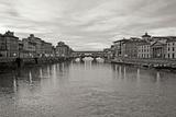 Ponte Vecchio II Photographic Print by Rita Crane