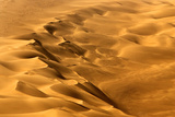 Sand Dunes at Dusk Photographic Print by Howard Ruby