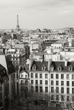 Paris Rooftops VI Photographic Print by Rita Crane