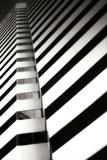 Geometric V Photographic Print by Alan Hausenflock
