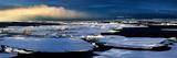 Broken Sea Ice Stampa fotografica di Howard Ruby