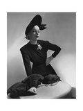 Vogue - July 1938 Regular Photographic Print by Horst P. Horst