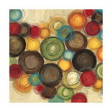 Whimsy Square II Giclee Print by Jeni Lee