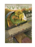 The New Yorker Cover - October 9, 1948 Giclee Print by Edna Eicke