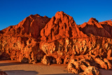 Red Mountain II Photographic Print by Howard Ruby