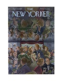 The New Yorker Cover - April 30, 1949 Regular Giclee Print by Constantin Alajalov