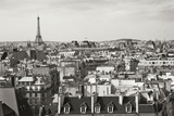 Paris Rooftops VIII Photographic Print by Rita Crane