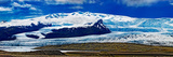 Glacial View Photographic Print by Howard Ruby