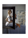 Vogue - September 1947 Regular Photographic Print by Horst P. Horst