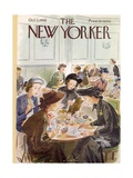 The New Yorker Cover - October 2, 1948 Regular Giclee Print by Constantin Alajalov