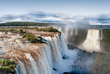 Iguazu Water Fall II Photographic Print by Howard Ruby