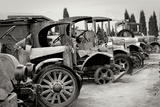 Antique Car Graveyard 1 Photographic Print by Erin Berzel