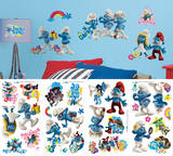Smurfs 2 Peel and Stick Wall Decals Wall Decal