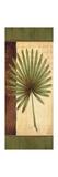 Palm Tropic Panel I Giclee Print by Delphine Corbin