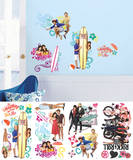 Teen Beach Movie Peel and Stick Wall Decals Wall Decal
