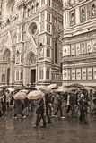 Streets of Florence I Photographic Print by Rita Crane