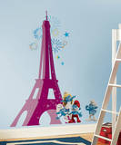 Smurfs 2 Growth Chart Peel and Stick Wall Decals Wall Decal