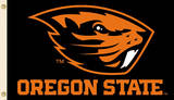 NCAA Oregon State Beavers Flag with Grommets Novelty
