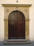 Prague Door II Photographic Print by Jim Christensen