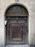 Prague Door III Photographic Print by Jim Christensen