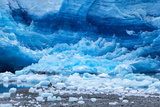 Ice Crash Photographic Print by Howard Ruby
