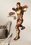Iron Man 3 Peel and Stick Giant Wall Decals Wall Decal