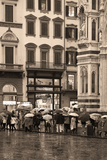 Streets of Florence III Photographic Print by Rita Crane