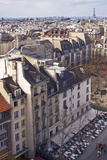 Paris Rooftops I Photographic Print by Rita Crane