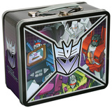 Transformers Decepticon Lunch Box Lunch Box