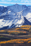 Mountain View Photographic Print by Howard Ruby