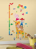 Lazoo Growth Chart Peel and Stick Wall Decals Wall Decal