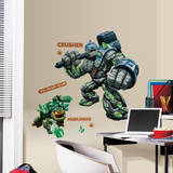 Skylanders Giants Crusher & Prism Break Peel and Stick Giant Wall Decals Wall Decal