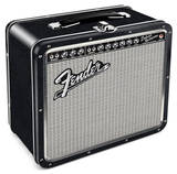 Fender Amp Tin Lunchbox Lunch Box