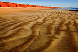 Red Beach II Photographic Print by Howard Ruby