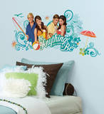 Teen Beach Movie Be Anything You Want To Be Peel and Stick Giant Wall Decals Wall Decal