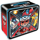 Transformers Autobot Lunch Box Lunch Box