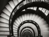 Rookery Stairwell Fotografisk tryk af Jim Christensen