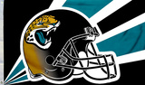 NFL Jacksonville Jaguars Helmet Flag with Grommets Flag