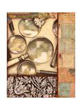 Stationary Premium Giclee Print by Susan Osborne