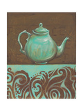 Tea Fusion I Premium Giclee Print by Susan Osborne
